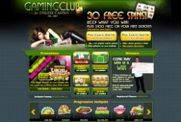 Gaming Club 30Free Spins