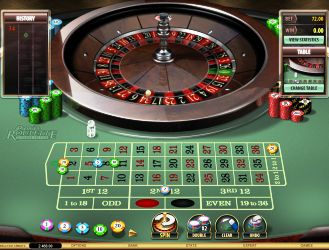 Gaming Club Roulette Game