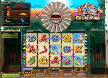 Multiplayer Slots at Jackpot City Casino